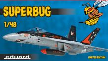Eduard 1/48 Model Kit 11129 Boeing F/A-18E Super Hornet 'Superbug'  (Limited Edition)